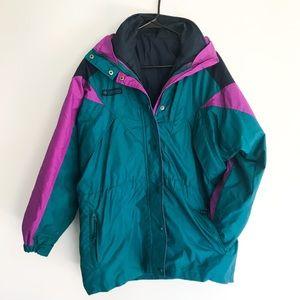 Vintage Columbia Sportswear Winter Coat